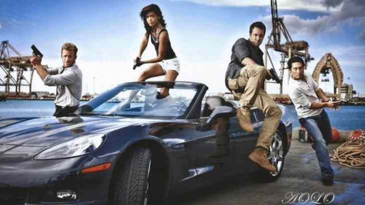 Hawaii Five 0 – Rare promo photos