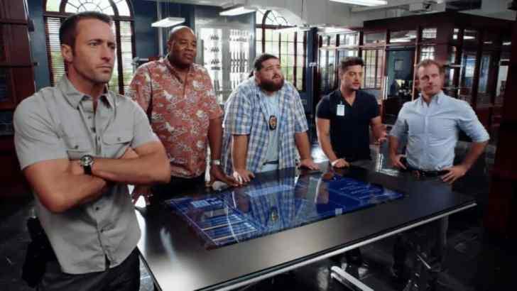 Hawaii Five 0 Episode 8.01 A'ole e 'olelo mai ana ke ahi ua ana ia Sneak Peeks