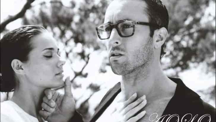 Alex O'Loughlin- More Unpublished Photoshoot Photos