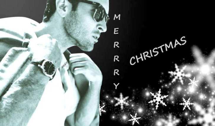 alex o'loughlin christmas fanart
