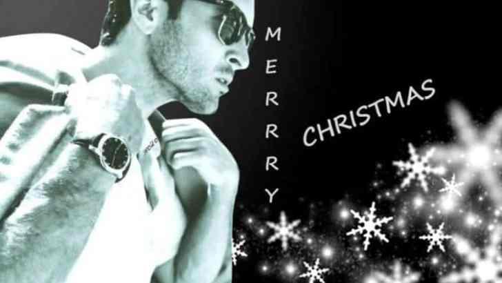 Alex O'Loughlin Whimsical Christmas FanArt