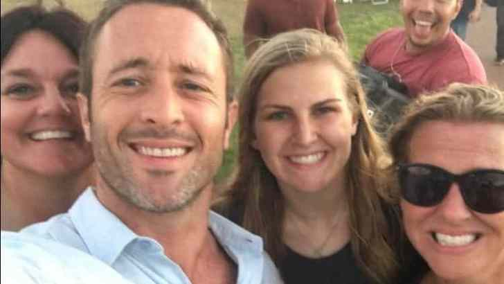 Alex O'Loughlin 2017 Favorite Pictures Results