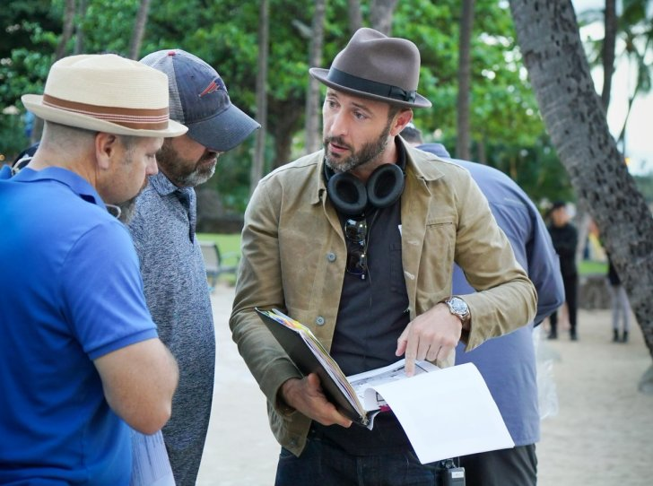 alex o'loughlin directing