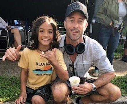 Alex O'Loughlin Weekly Wrap-Up-Week of March 26 2018