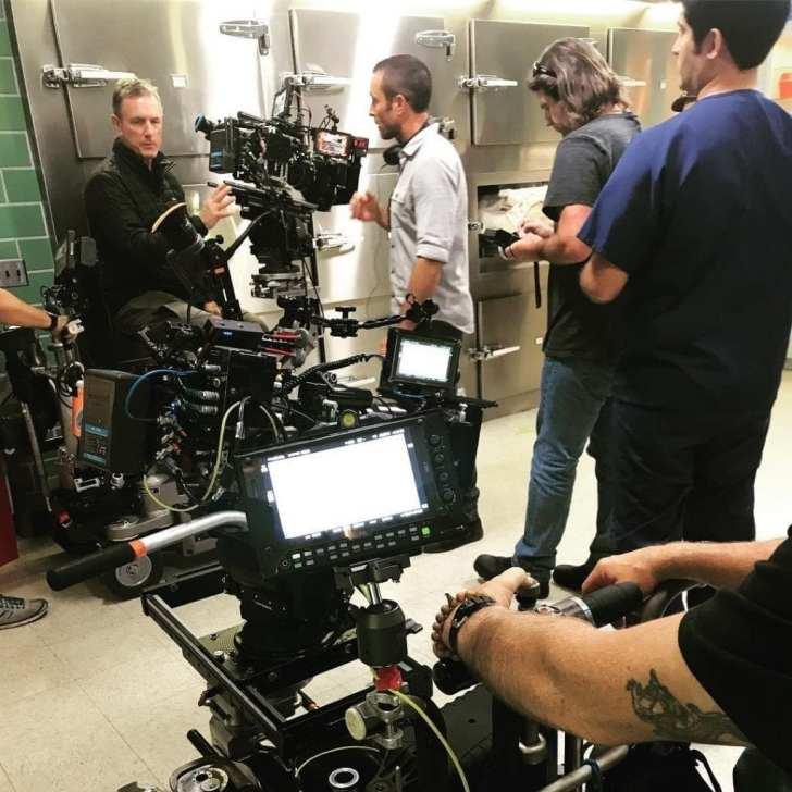alex o'loughhlin directing