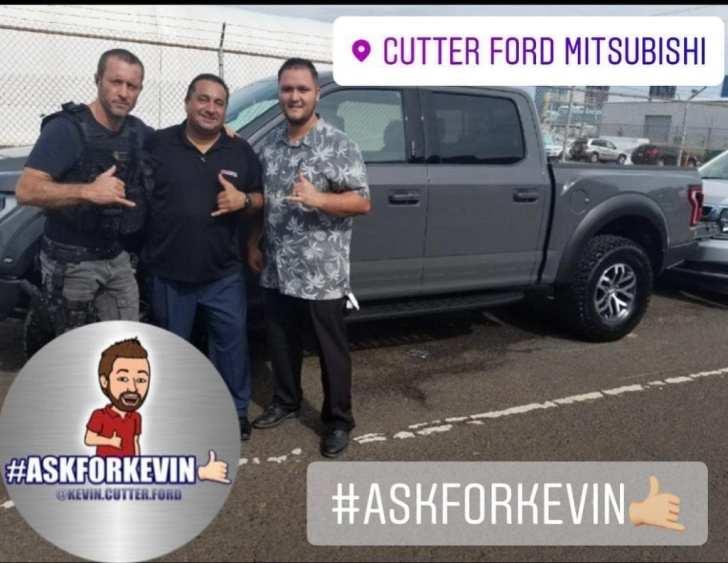 alex o'loughlin new truck