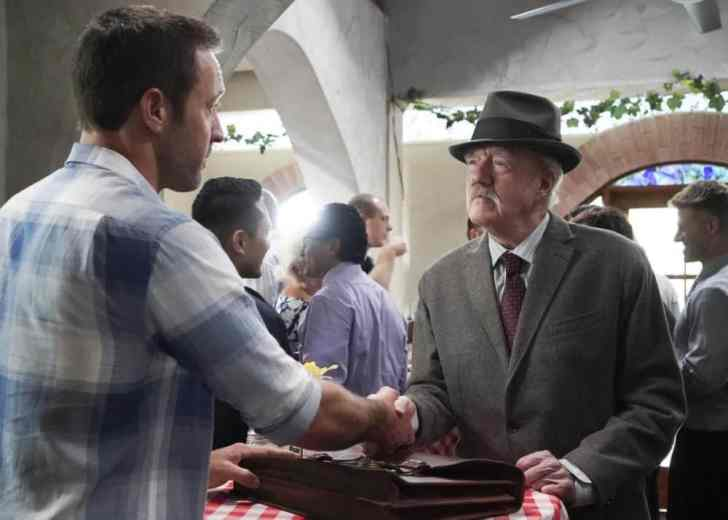 Alex O'Loughlin 200th episode