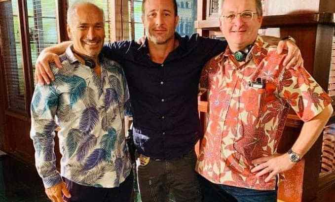 Alex O'Loughlin Wrap-up November 1st-November 24th 2018