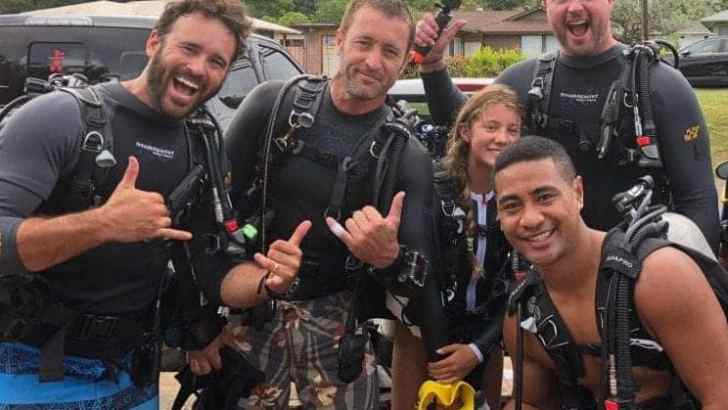 Alex O'Loughlin Wrap-up November 25th – December 3rd 2018