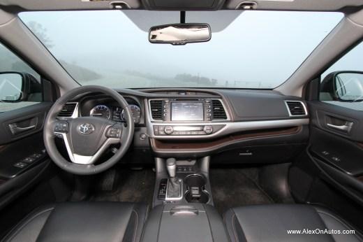2014 Toyota Highlander Interior-008