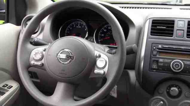 2012 Nissan Versa / Sunny / Tida Pre-Produciton Walk Around
