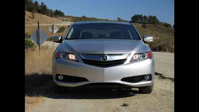2013 Acura ILX 2.4 Review and Road Test