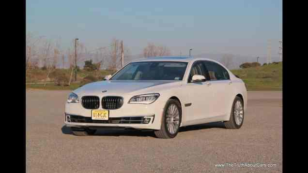 2013 BMW 7-Series 750Li Road Test and Drive Review