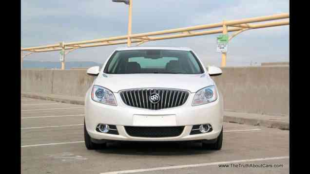 2013 Buick Verano Turbo Drive Review and Road Test