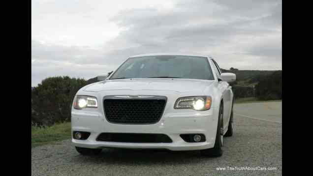 2013 Chrysler 300 SRT8 Review and Road Test with Infotainment Review