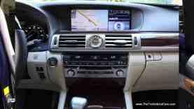 2013 Lexus LS 460, LS 460 F-Sport and LS 600h L Review