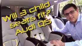 2014 / 2015 Audi Q5 Child Seat Review