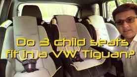 2014 / 2015 Volkswagen Tiguan Child Seat Review