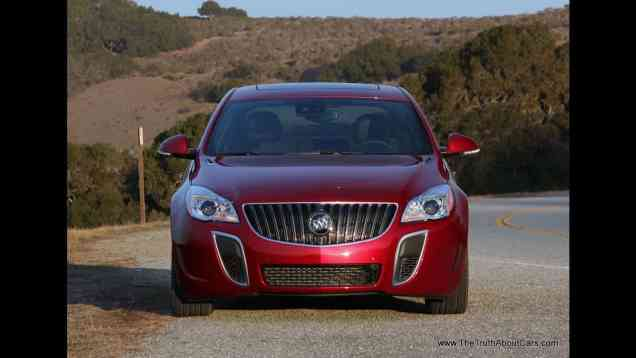 2014 Buick Regal GS AWD Review and Road Test