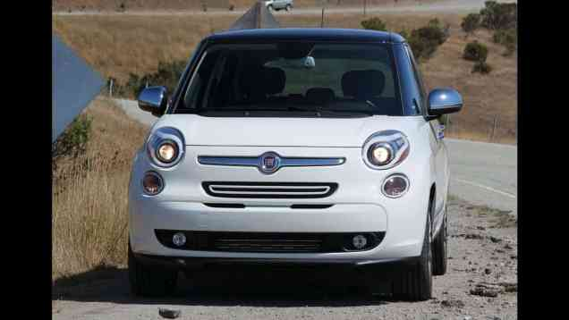 2014 Fiat 500L Review and Road Test with Infotainment Deep Dive