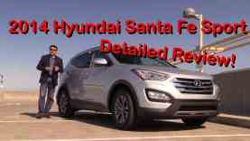 2014 Hyundai Santa Fe Sport Detailed Review and Road Test
