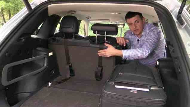 2014 Jeep Cherokee Limited Child Seat Review