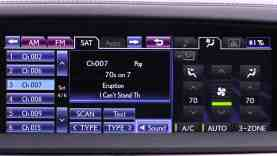 2014 Lexus GS 450h Enform Infotainment Review