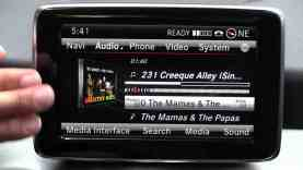 2014 Mercedes Benz CLA COMAND Infotainment Review