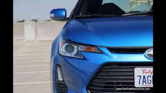 2014 Scion tC Review and Road Test