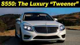 2015 / 2016 Mercedes S-Class Review (S550 4Matic shown)
