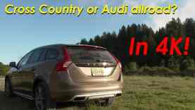 2015.5 Volvo V60 Cross Country DETAILED Review and Road Test – In 4K!