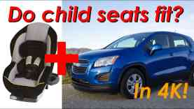 2015 Chevrolet Trax / Buick Encore Child Seat Review
