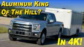 2015 Ford F-150 Platinum 4×4 3.5L Ecoboost Complete Review