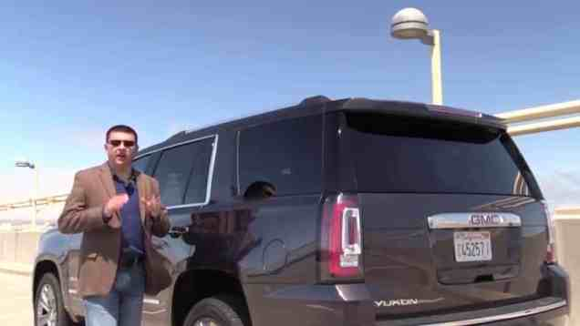 2015 GMC Yukon Denali and Chevy Tahoe Detailed Review and Road Test Part 2 of 2