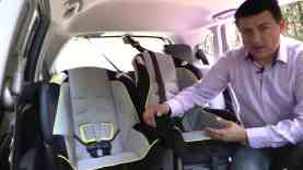 2015 Honda Fit Child Safety Seat Review