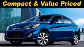 2015 Hyundai Accent Review – Cheap and Cheerful