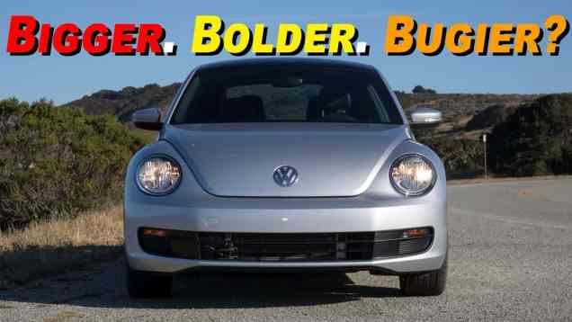 2015 Volkswagen Beetle 1.8T Review