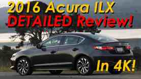 2016 Acura ILX DETAILED COMPLETE Review and Road Test