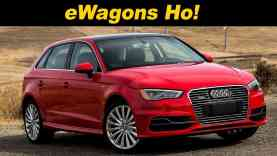2016 Audi A3 e-Tron Plug-In Hybrid Review