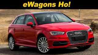 2016 Audi A3 e-Tron Plug-In Hybrid Review