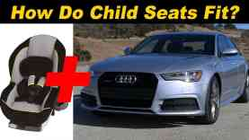 2016 Audi A6 Child Seat Review
