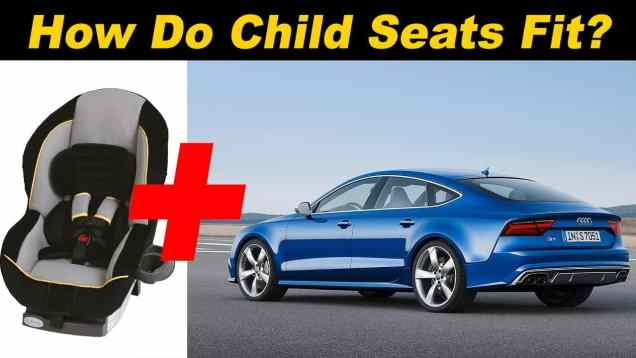 2016 Audi S7 Child Seat Review