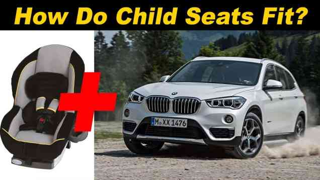 2016 BMW X1 Child Seat Review