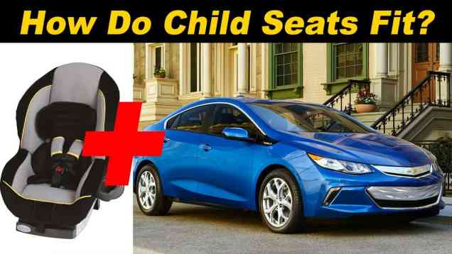 2016 Chevrolet Child Seat Review