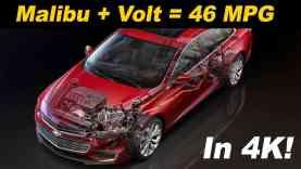 2016 Chevrolet Malibu Hybrid Review