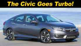 2016 Honda Civic Turbo