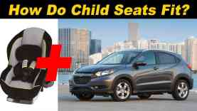 2016 Honda HR-V Child Seat Review