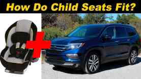 2016 Honda Pilot Child Seat Review