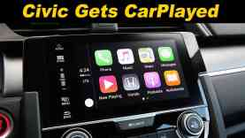 2016 HondaLink Review – 2016 Honda Civic Infotainment
