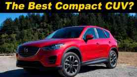 2016 Mazda CX-5 Review